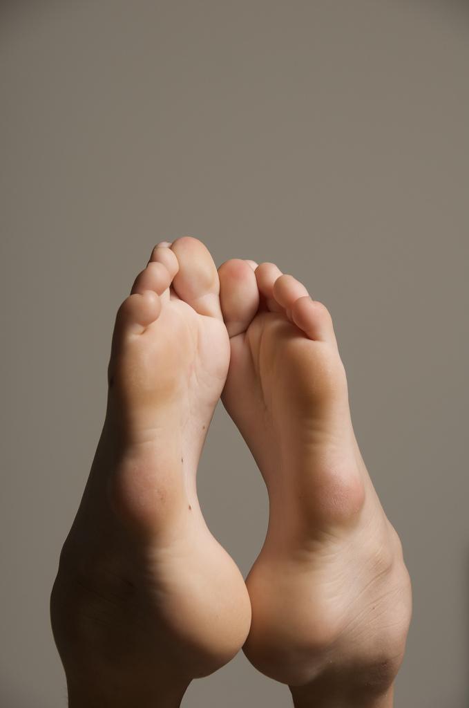 כאבי רגליים