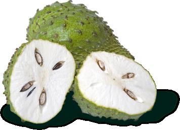 Owoce graviola