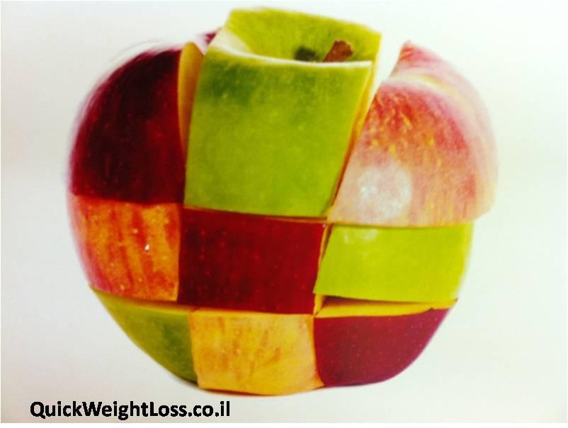 תרופות סבתא עם תפוח